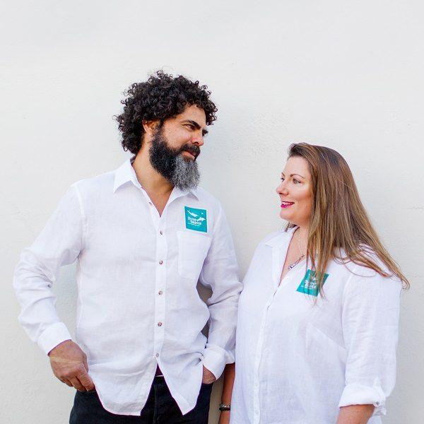 Duo practitioner healing