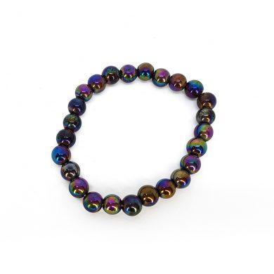 Rainbow aura bracelet