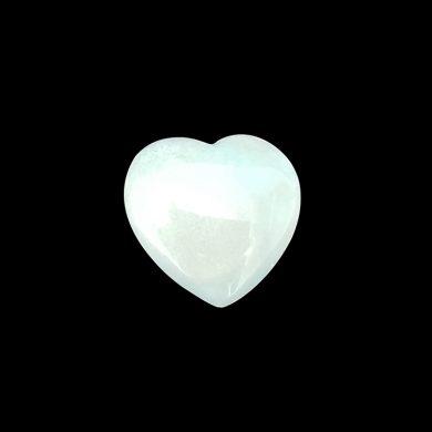 Hemimorphite heart