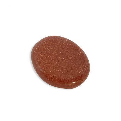 Goldstone palm stone