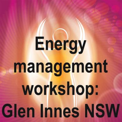 Energy management workshop Glen Innes