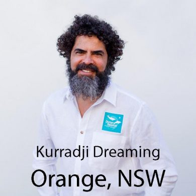 Kurradji Dreaming Orange