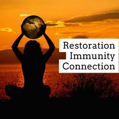 Restoration Immunity Connection workshop