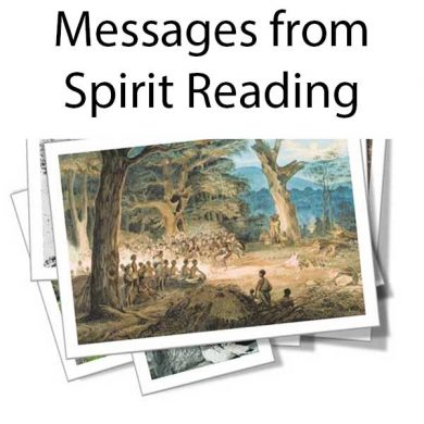 Messages from Spirit Reading