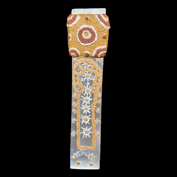 20cm Star Ancestor Medicine wand