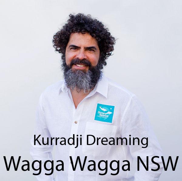 Kurradji Dreaming Wagga Wagga
