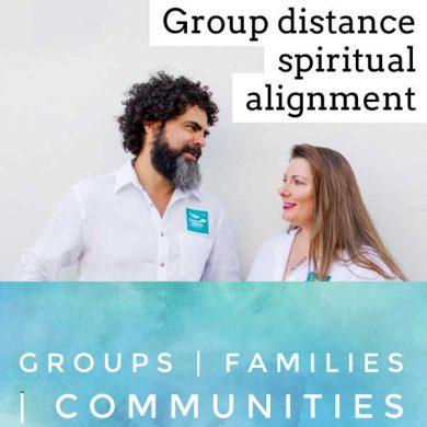 Groups Families Communities